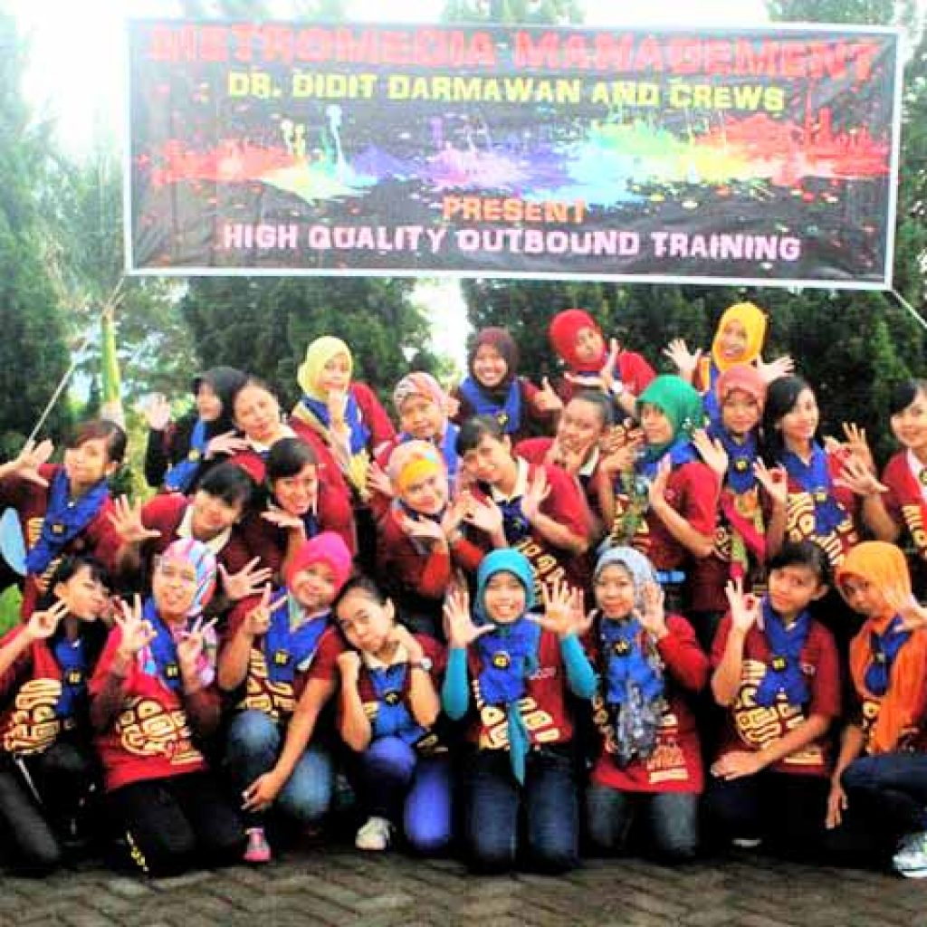 Permainan Outbound Populer, game Outbound,