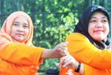 Outbound Bapemas Mojokerto