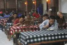 Outbound PT. Pos Indonesia di Trawas