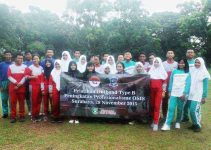 Outbound Training SMKN 5 Surabaya