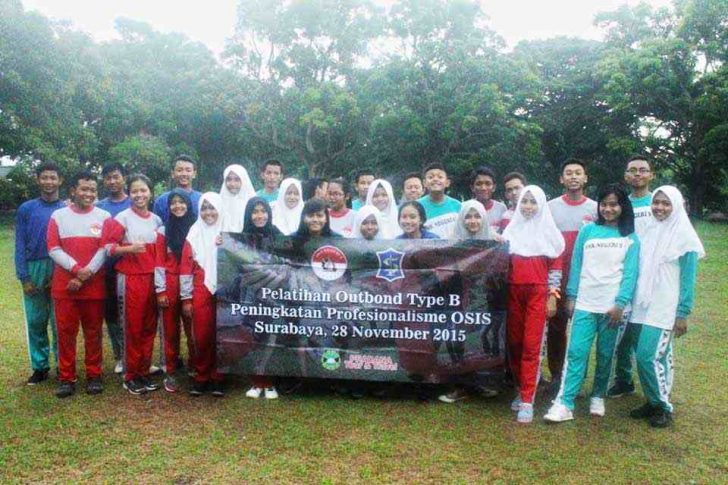 Permalink to Outbound Training SMKN 5 Surabaya